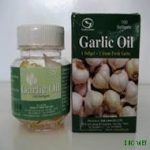 Garlic oil – Dầu tỏi