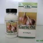 Garlic oil UBB – Dầu tỏi